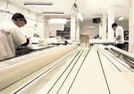 Atelier de fabrication de stores sur mesure