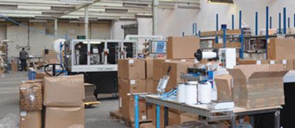 Stores-discount et son atelier de fabrication à Roubaix
