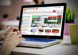 La boutique en ligne de Stores-discount.com