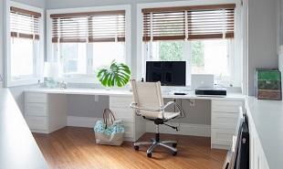 Quel store et rideau pour un bureau ?
